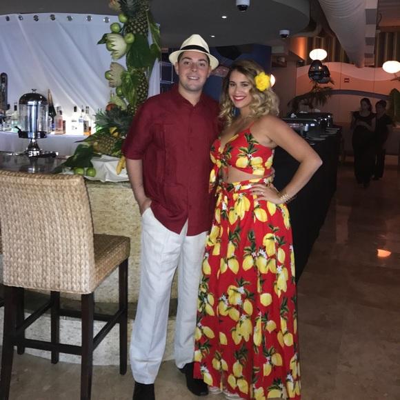 Havana Nights Dress